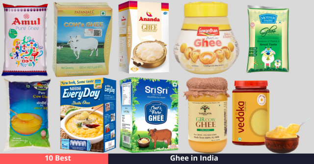 Best Ghee in India