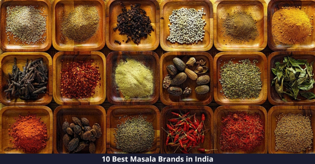Best Masala Brands in India