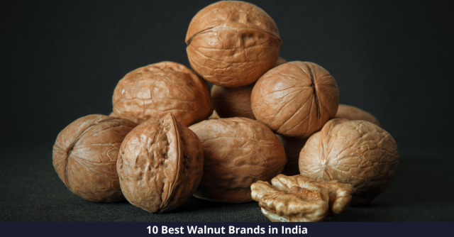 Best Walnut Brands in India
