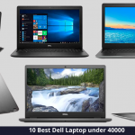 10 Best Dell laptops under 40000 in India 2021