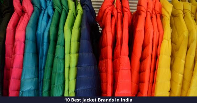 Best Jacket Brands in India