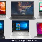 10 Best Laptops under 60000 (2021) in India