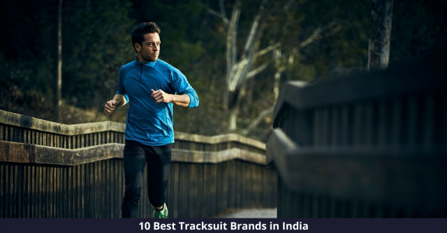 Best Tracksuit Brands in India
