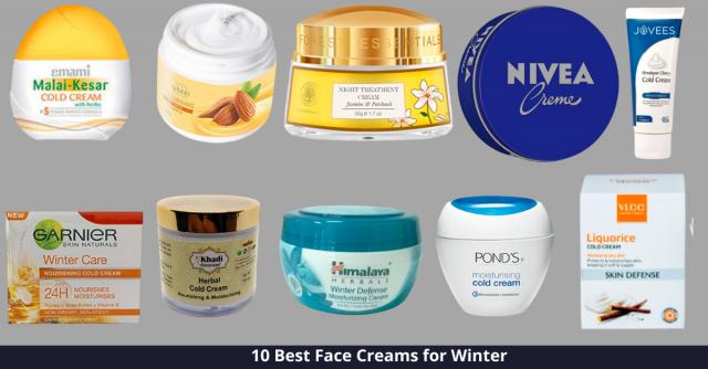 Best Face Cream for Winter