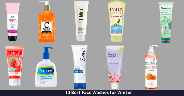Best Face Wash for Winter