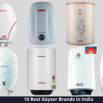 Best Geyser Brands in India