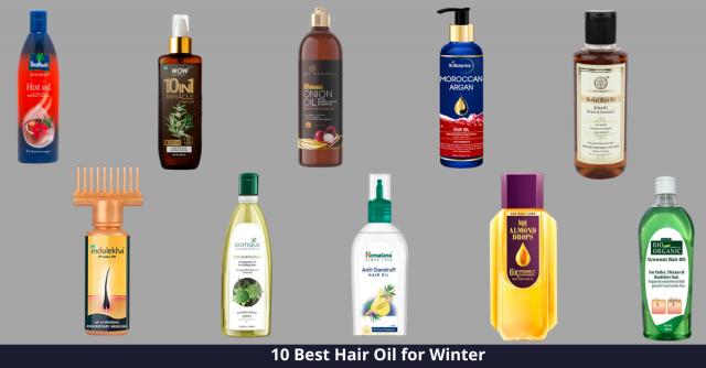 Best Hair Oil for Winter