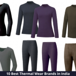 Top 10 Thermal Wear Brands in India 2021