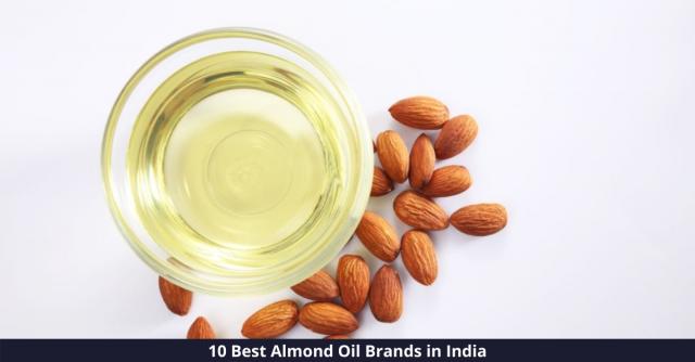 Best Almond Oil Brand