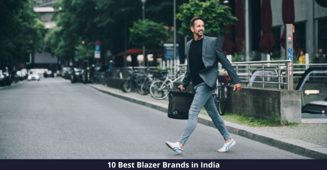 Best Blazer Brands in India