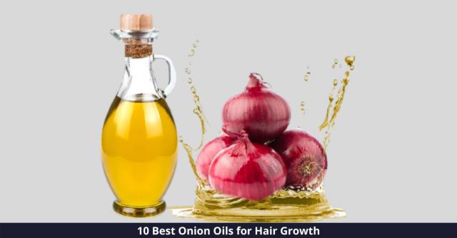 Best Onion Oil