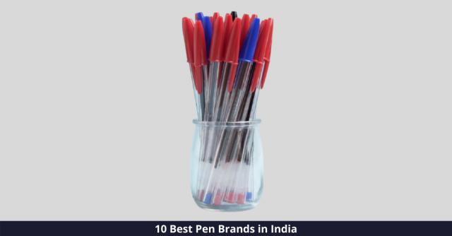 Best Pen Brands