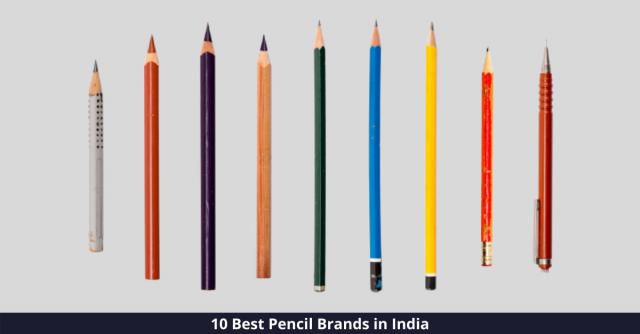 Best Pencil Brands