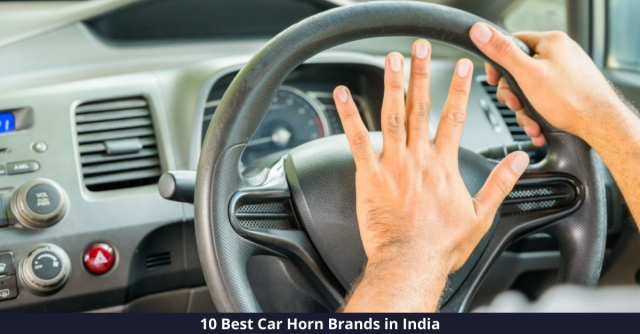 Best Car Horn Brands in India