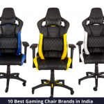 Top 10 Gaming Chair Brands in India 2021