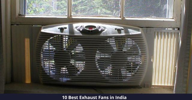 Best Exhaust Fan