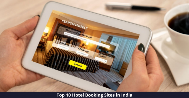 Best Hotel Booking Sites in India
