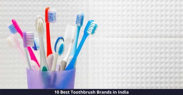 Toothbrush Brands
