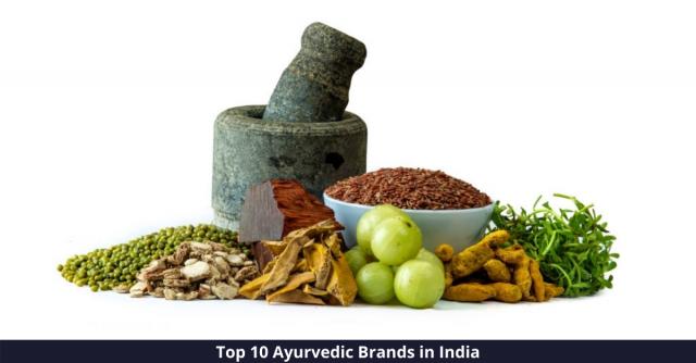 Best Ayurvedic Brands