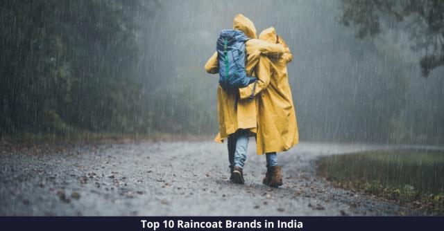 Best Raincoat Brands