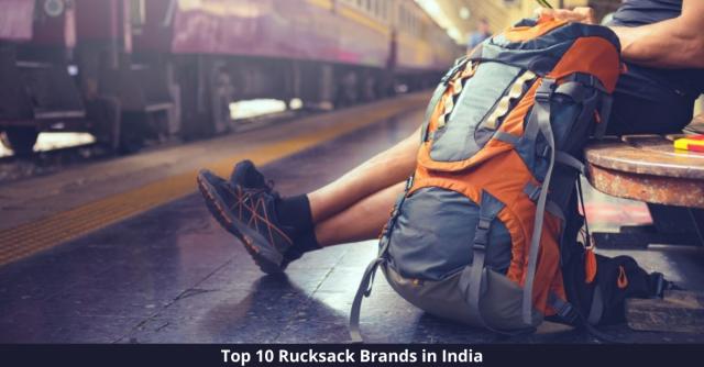 Best Rucksack Brands