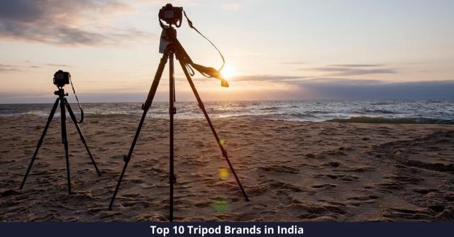 Best Tripod Brands