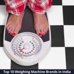 Best Weighing Machine Brands