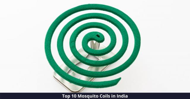 Best Mosquito Coils