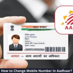 How to Change Mobile Number in Aadhaar Cards? Know All The Processes