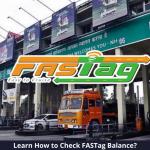 Check FASTag Balance