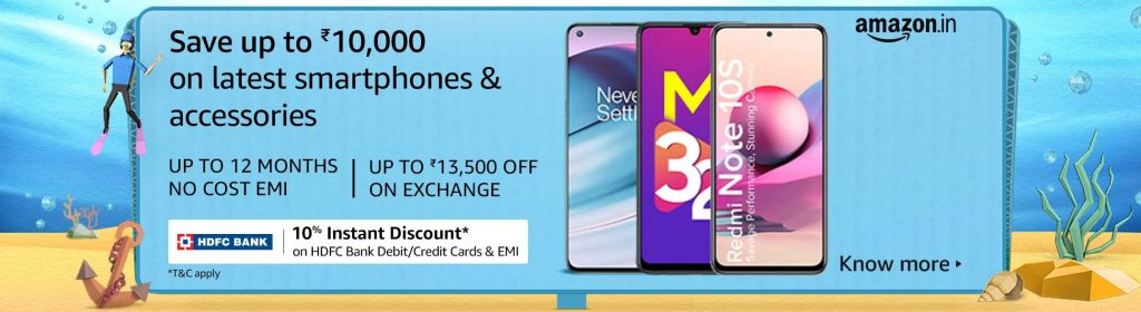 amazon prime day mobile offers