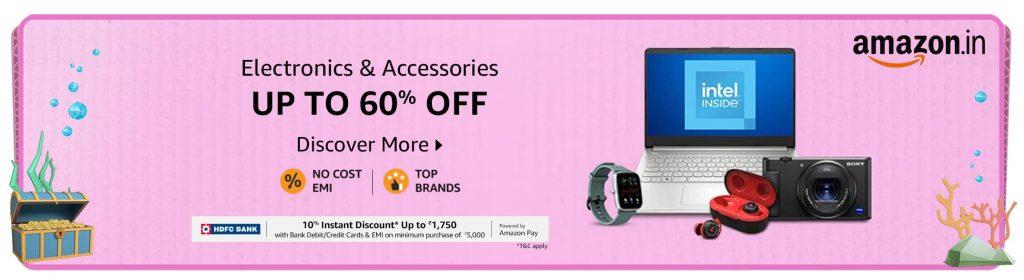 amazon prime day electronics sale