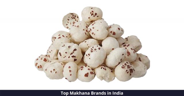 Best Makhana Brands