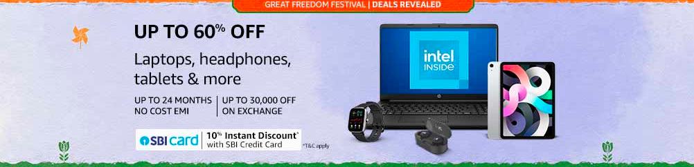 laptop freedom sale